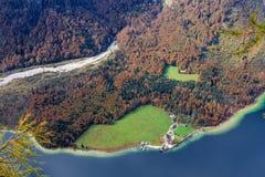 Free Koenigssee In Berchtesgaden Stock Photo - 46977370