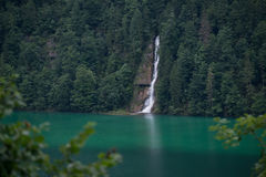 Koenigssee Lake, Bavaria, Germany Royalty Free Stock Photography