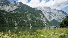 Koenigssee Royalty Free Stock Image