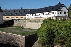 koenigstein крепости Стоковое Изображение
