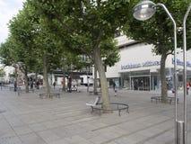 Koenigstrasse shopping street, Stuttgart Stock Photography