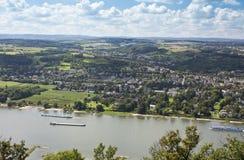 Koenigswinter, Deutschland, Europa Lizenzfreie Stockbilder