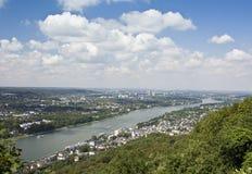 Koenigswinter, Duitsland, Europa Royalty-vrije Stock Foto