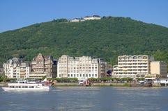 Koenigswinter,Rhine River,Germany Stock Images