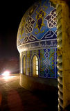 Koepel Fardous Mosque Royalty-vrije Stock Afbeelding