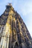 Koepel in Keulen Royalty-vrije Stock Afbeelding