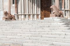 Koepel van Ancona Royalty-vrije Stock Foto