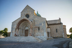 Koepel van Ancona royalty-vrije stock foto's
