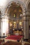Koepel van de Kathedraal van Berlijn Stock Foto's