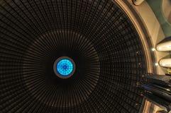 Koepel van de Kathedraal van Heilige Hedwig Stock Afbeelding