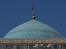 Koepel van de moskee Stock Foto's