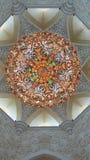Koepel van de moskee Royalty-vrije Stock Afbeeldingen