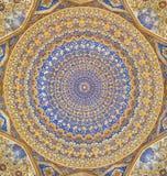 Koepel van de moskee stock foto
