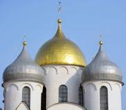 Koepel van de St Sofia kathedraal Royalty-vrije Stock Afbeelding