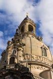 Koepel van Frauenkirche Stock Foto's