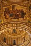 Koepel van Jesus van de heilige hartkerk Stock Fotografie