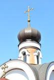 Koepel van kerk Royalty-vrije Stock Foto's