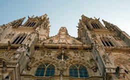 Koepel van Regensburg Stock Afbeelding