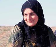 Koerdische moeder Royalty-vrije Stock Fotografie