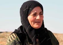 Koerdische moeder Royalty-vrije Stock Foto
