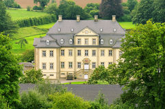 Koertlinghausen palace Royalty Free Stock Photos