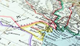 Koeweit stock fotografie