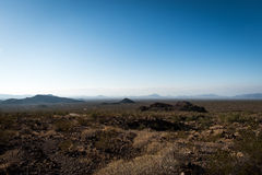 Kofa National Wildlife Refuge. In Arizona Stock Images