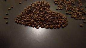 Koffee i miłość obrazy royalty free