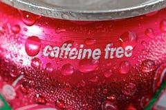 Koffein frigör begrepp royaltyfri bild