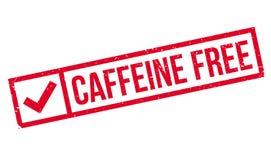 Koffein frigör stämpeln arkivfoton