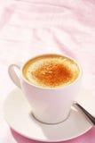Koffeinbecher stockfotografie