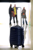 Koffer Stockfoto