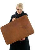 Koffer Stock Fotografie