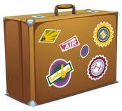 Koffer stock abbildung