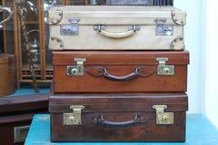 Koffer Stockfotografie
