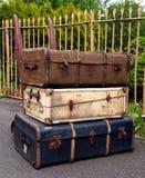 Koffer Lizenzfreie Stockfotos