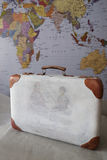 Koffer für Reise Stockbilder