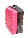 Koffer lokalisiert auf weißem Hintergrund Lizenzfreie Stockfotos
