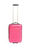 Koffer lokalisiert auf weißem Hintergrund Lizenzfreies Stockfoto