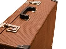 Koffer voor bagage Royalty-vrije Stock Afbeelding