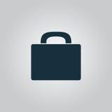 Kofferikone Lizenzfreie Stockbilder