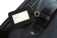 Kofferkennsatz Lizenzfreie Stockbilder