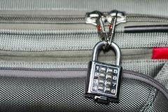Kofferverschluß Lizenzfreie Stockfotos