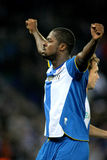 Koffi Ndri Romaric of RCD Espanyol Stock Photo