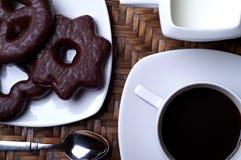 Koffie 01 Stock Afbeelding
