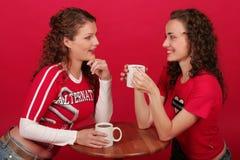 Koffie 1 Stock Foto
