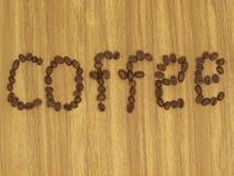 Koffie. Stock Afbeeldingen