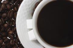 Koffie? Stock Fotografie