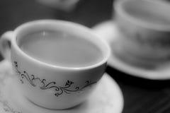 Koffie? Royalty-vrije Stock Afbeeldingen
