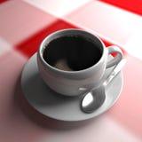 Koffie Royalty-vrije Stock Afbeeldingen
